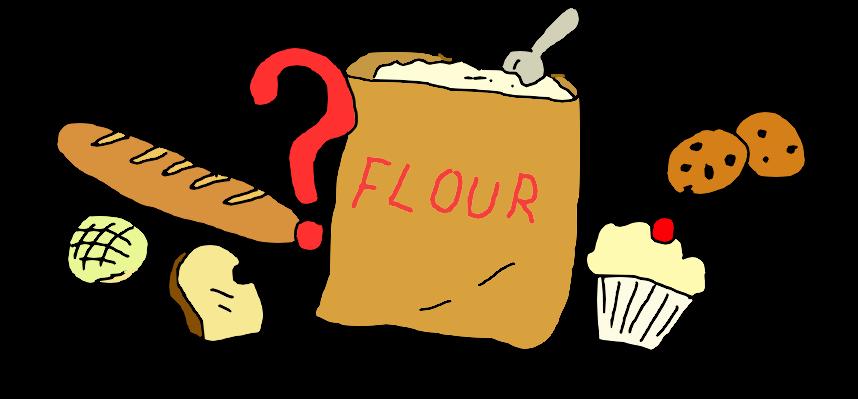 代用 準 強力粉 クッキーを強力粉で作るとこうなる!薄力粉の代わりにした時の食感の違いは?